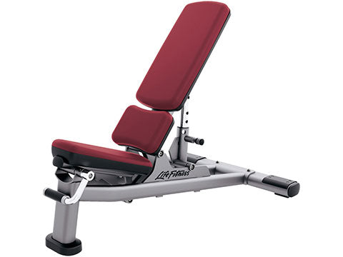 Factory photo of a Used Life Fitness Signature Multi Adjustable Bench