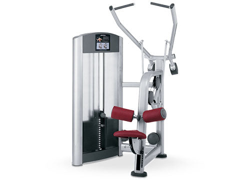 Factory photo of a Refurbished Life Fitness Signature Pulldown
