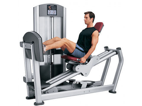 Factory photo of a Used Life Fitness Signature Seated Leg Press