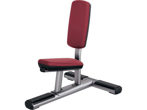Factory photo of a Used Life Fitness Signature Utility Bench