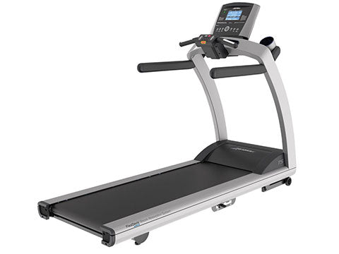 Factory photo of a Refurbished Life Fitness TR3500 Consumer Treadmill