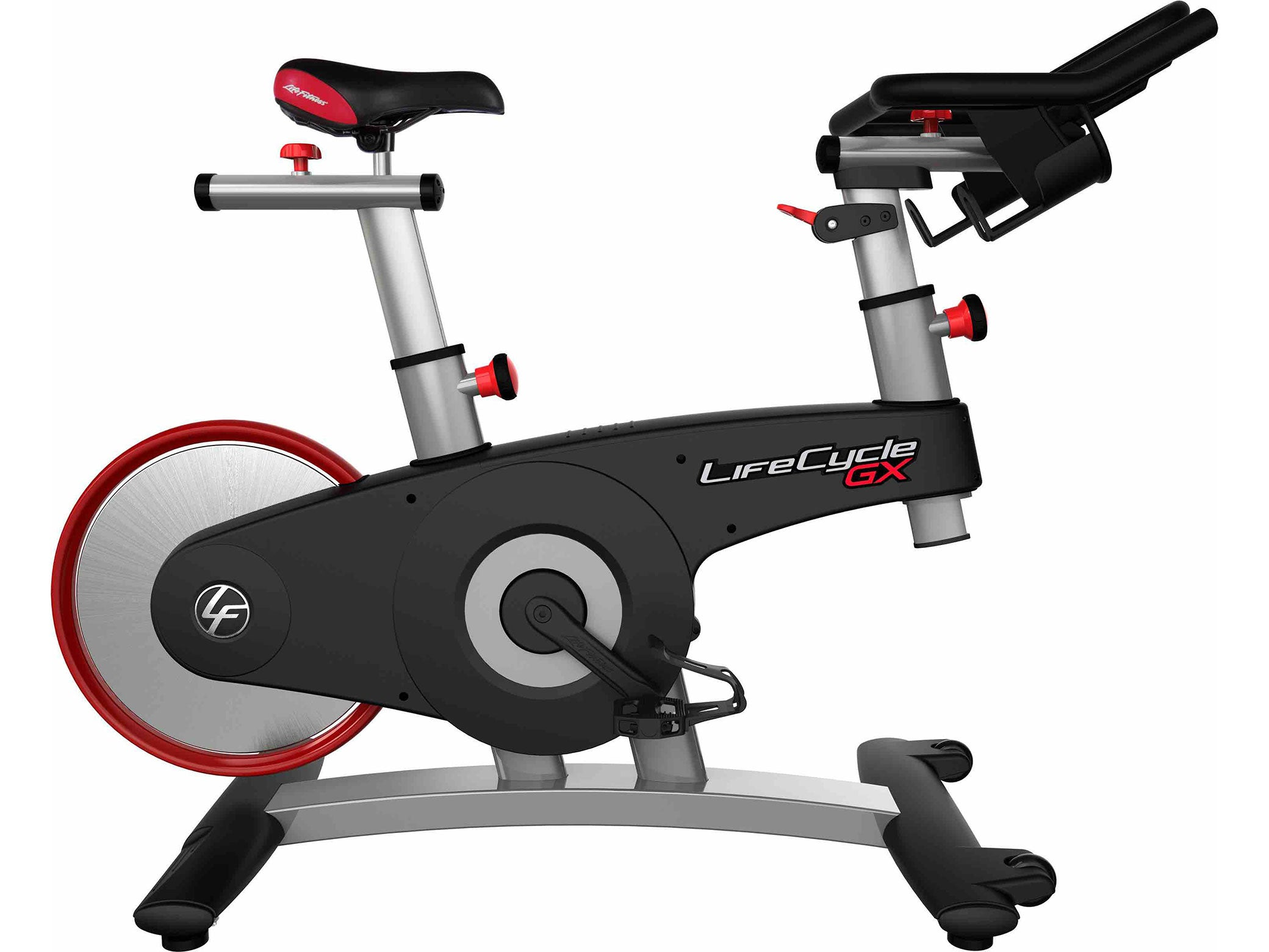 Used Life Fitness Lifecycle GX Indoor Group Cycling Bike