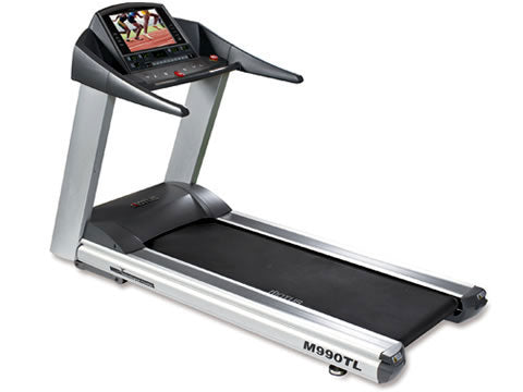 Factory photo of a Refurbished Motus 995TL Treadmill