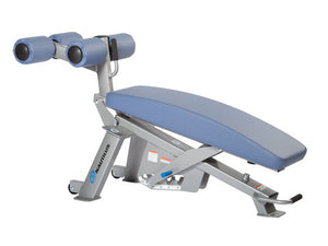 Factory photo of a Refurbished Nautilus F3 Adjustable Abdominal Bench