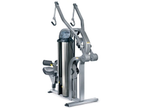 Factory photo of a Refurbished Nautilus Nitro Plus Lat Pulldown