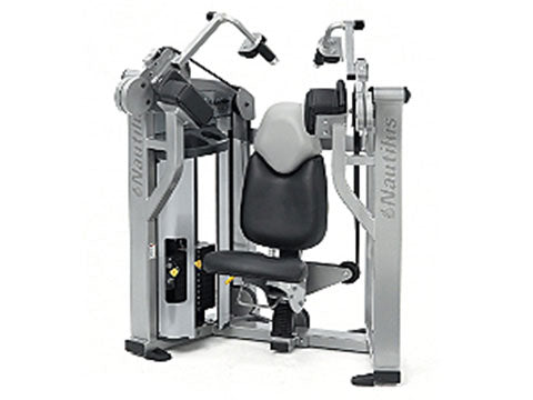 Factory photo of a Refurbished Nautilus Nitro Plus Vertical Tricep Extension
