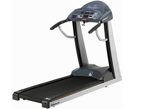 Factory photo of a Refurbished Nautilus NTR 800 Treadmill