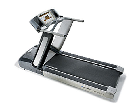 Factory photo of a Used Nautilus T912 Commercial Treadmill