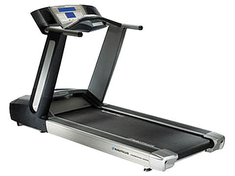 Factory photo of a Used Nautilus T914 Commercial Treadmill
