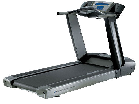 Factory photo of a Used Nautilus T916 Commercial Treadmill