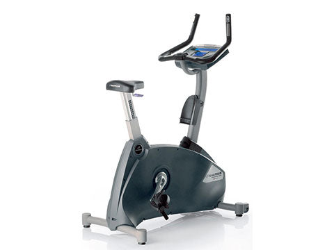 Factory photo of a Refurbished Nautilus U916 Commercial Upright Bike
