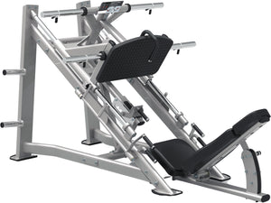 Factory photo of a New Sportgear Plate Loaded 45 Degree Leg Press