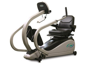 Factory photo of a Used NuStep TRS4000 Recumbent Crosstrainer