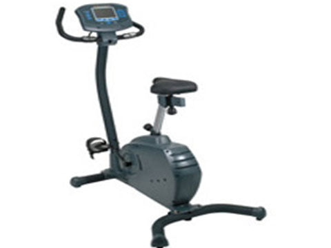 Factory photo of a Refurbished PaceMaster Gold XSC Residential Upright Bike