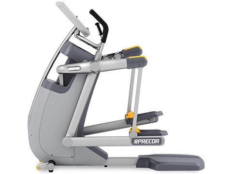 Factory photo of a Refurbished Precor AMT 12 Base with Fixed Stride and P30 Console