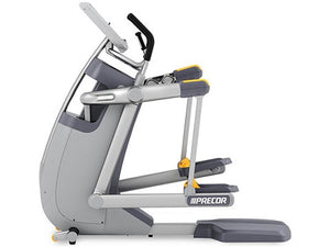 Factory photo of a Used Precor AMT 12 Base with Fixed Stride and P30 Console