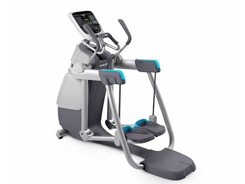 Factory photo of a Used Precor AMT 813 with Fixed Stride and P10 Console