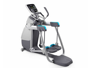Factory photo of a Refurbished Precor AMT 813 with Fixed Stride and P10 Console