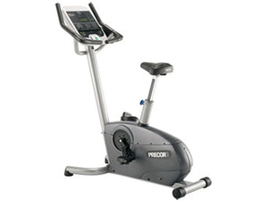 Factory photo of a Refurbished Precor C842i Experience Upright Bike