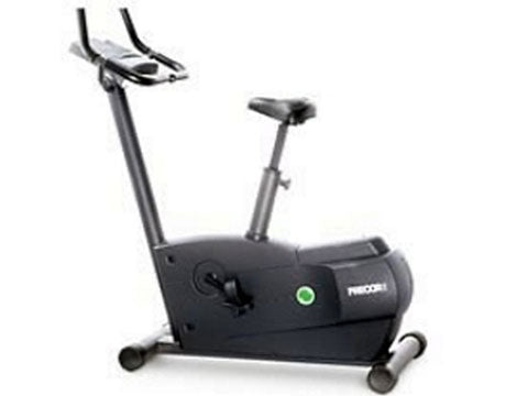Factory photo of a Used Precor C846 Upright Bike