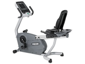 Factory photo of a Refurbished Precor C846i Experience Recumbent Bike