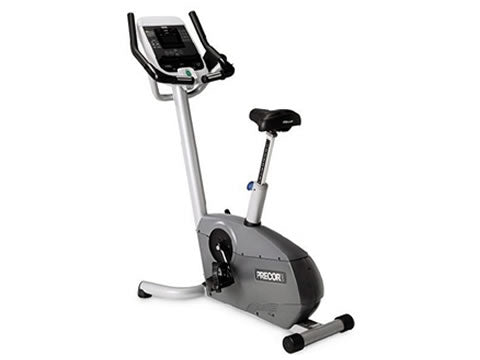 Factory photo of a Refurbished Precor C846i Experience Upright Bike