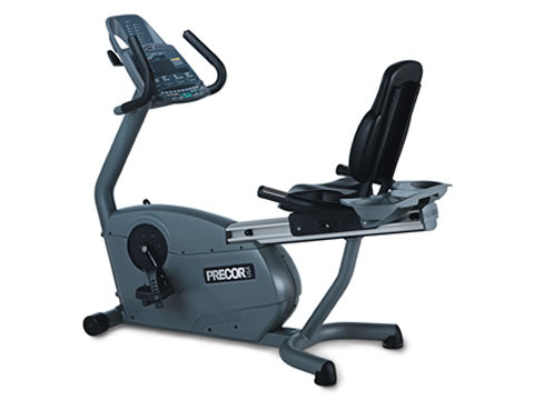 Factory photo of a Used Precor C846i Recumbent Bike