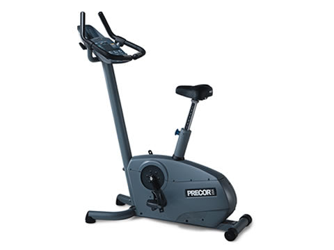 Factory photo of a Refurbished Precor C846i Upright Bike