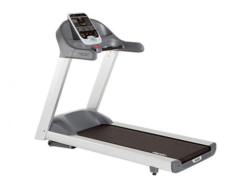 Factory photo of a Refurbished Precor C932i Assurance Series Treadmill