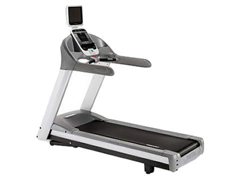 Factory photo of a Used Precor C966i Experience Treadmill