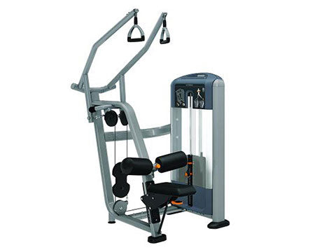 Factory photo of a Used Precor Discovery Series Diverging Lat Pulldown