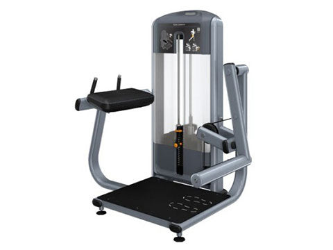 Factory photo of a Used Precor Discovery Series Glute Extension