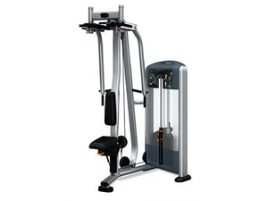 Factory photo of a Used Precor Discovery Series Rear Delt and Pec Fly