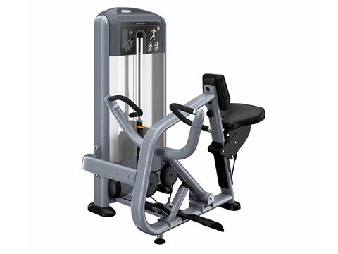 Factory photo of a Used Precor Discovery Series Seated Row