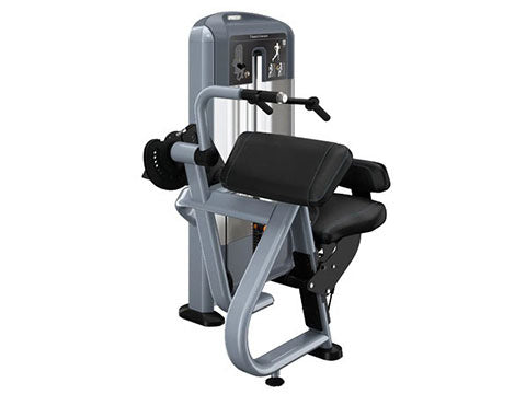 Factory photo of a Refurbished Precor Discovery Series Tricep Extension