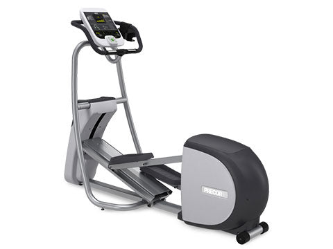 Factory photo of a Refurbished Precor EFX 532i Assurance Series Elliptical