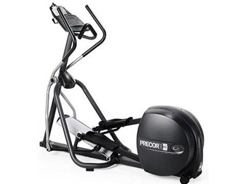 Factory photo of a Refurbished Precor EFX 534 Elliptical