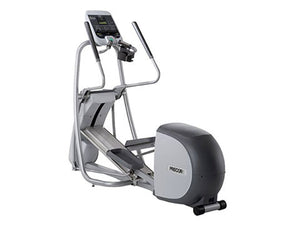 Factory photo of a Refurbished Precor EFX 534i Assurance Series Elliptical with Upper Body Arms