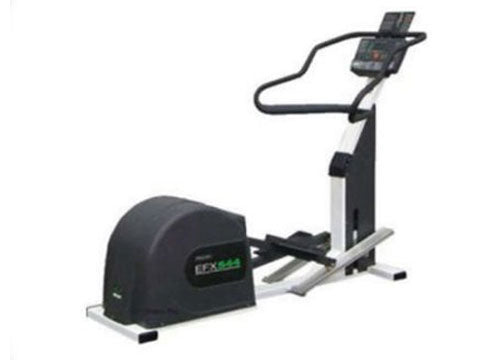 Factory photo of a Refurbished Precor EFX 544 Elliptical