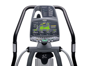 Factory photo of a Refurbished Precor EFX 546HRC Console