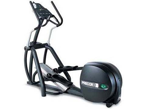 Factory photo of a Used Precor EFX 556HRC Version 3 Cordless