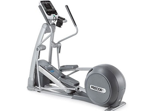 Factory photo of a Refurbished Precor EFX 556i Experience Series Elliptical