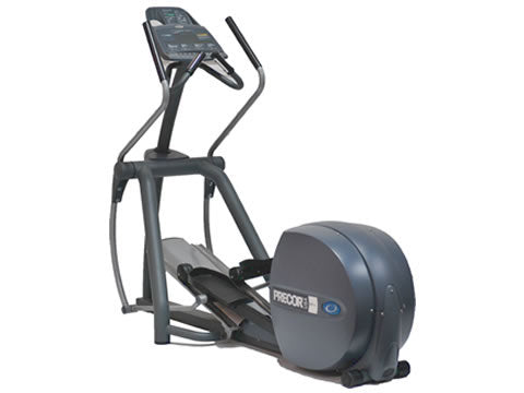 Factory photo of a Refurbished Precor EFX 556i V3i Small Body