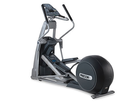 Factory photo of a Used Precor EFX 576i Big Body Elliptical