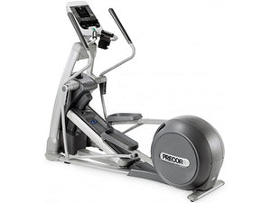 Factory photo of a Refurbished Precor EFX 576i Experience Series Elliptical
