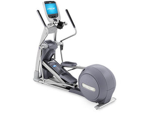Factory photo of a Used Precor EFX 885 Elliptical