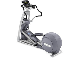 Factory photo of a Used Precor EFX833 Elliptical