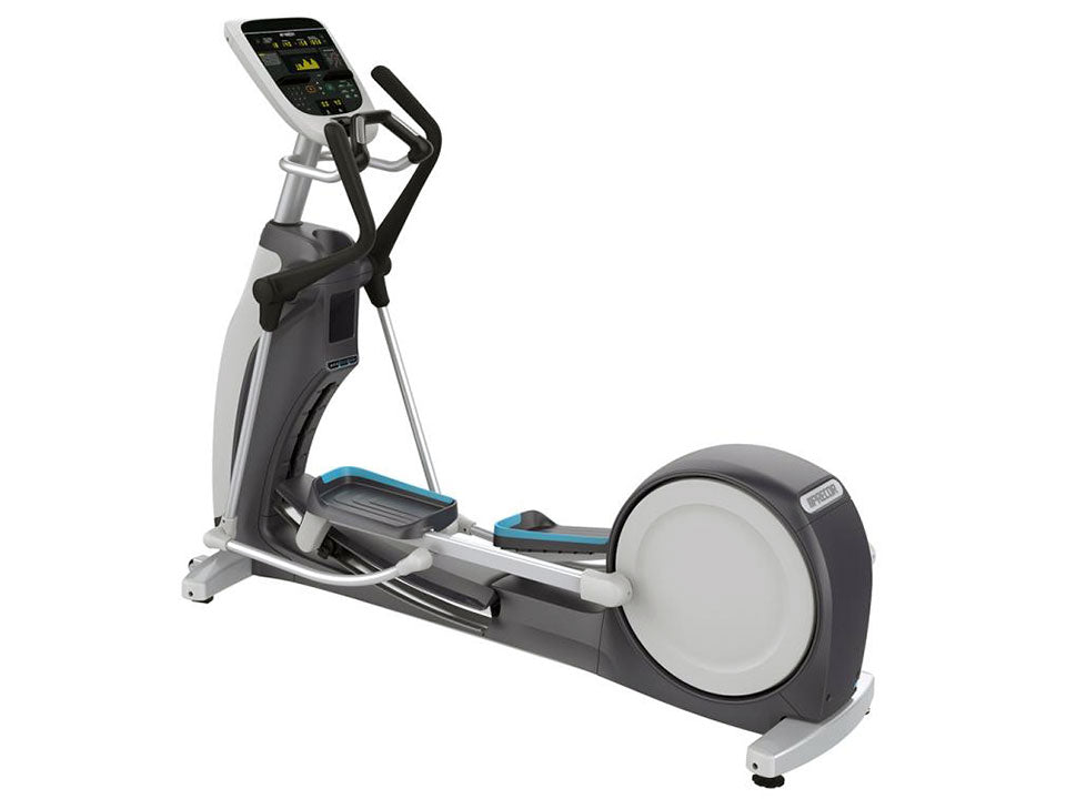 Refurbished Precor EFX835 Elliptical with Converging CrossRamp