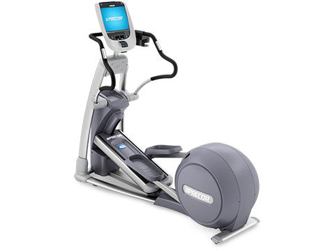 Factory photo of a Used Precor EFX883 Elliptical