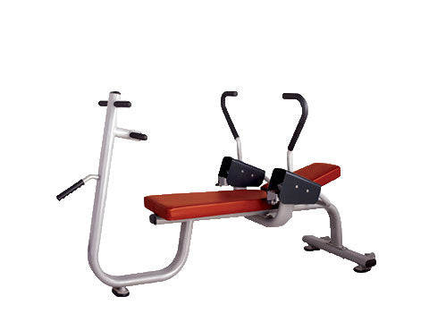 Factory photo of a Used Precor Icarian Flat Abdominal Crunch Bench